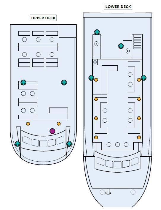 Whale One: Layout